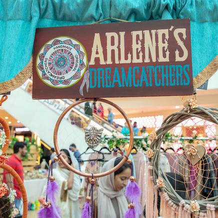 Arlenens Dreamcatchers Stall At Ripe Market