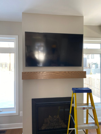 TV Mounted