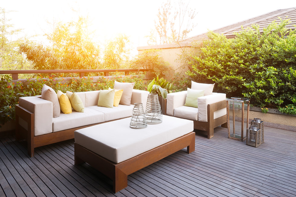design and furniture in modern patio.jpg