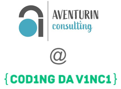 Aventurin Consulting @ COD1NG DA V1NC1