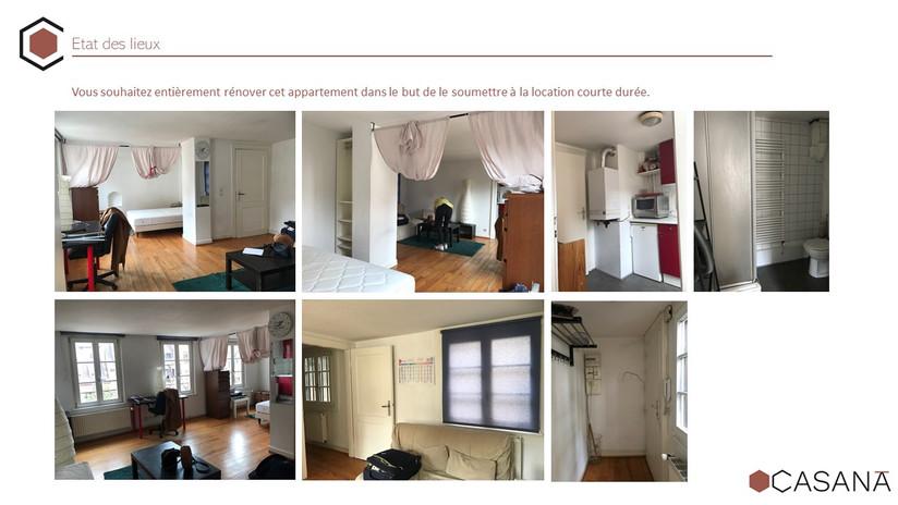 photos / état des lieux