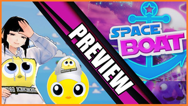 Space Boat Prototype PREVIEW! (STEAM)