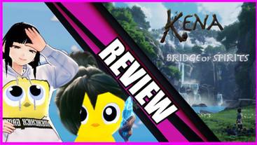 Kena: Bridge Of Spirits Review(PS5)