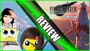 Final Fantasy 7 Remake: INTERMISSION Review (PS5)