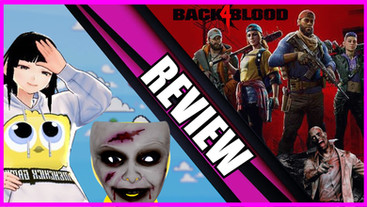 BACK 4 BLOOD Review (Xbox Series X|S)