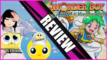 Wonder Boy - Asha In Monster World Review (PS4)