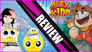 Alex Kidd in Miracle World DX Review (PS4)