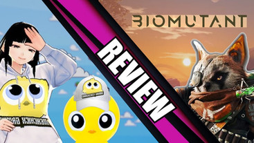 Biomutant Review (PS4)