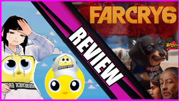 FAR CRY 6 REVIEW (PS5)