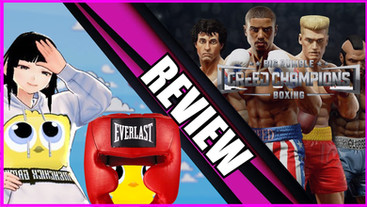 Big Rumble Boxing: Creed Champions Review (NSW)