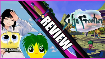 SaGa Frontier Remastered Review (PS4)