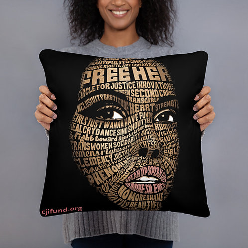 FreeHer  Pillow