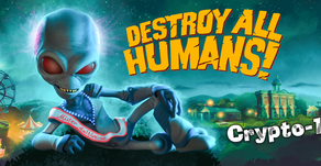 Destroy All Humans! Review (PS4)