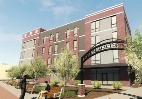 Cadillac Lofts: A Collaborative Redevelopment Success