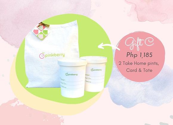 PINKBERRY TAKE HOME GIFT C