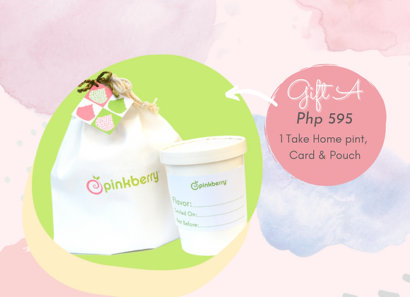 PINKBERRY TAKE HOME GIFT A