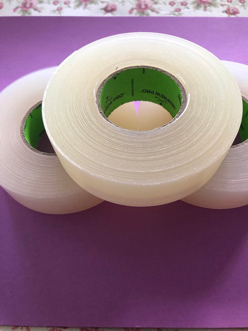 "Clear Hockey Tape 1""X 33 Yards"