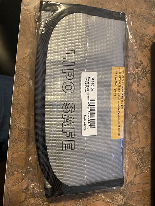 """LIPO SAFE"" Charging and Storage Bag"