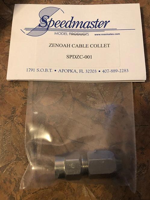 SPDZC Zenoah Cable Collet