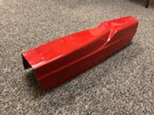 XT460CWL-R, REPLACEMENT COWLING-X460, FIBERGLASS, RED XT460 TUNNEL HULL