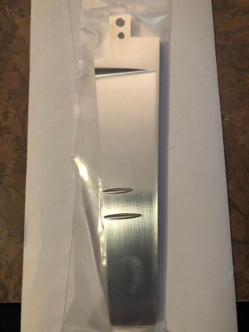 SPDR-011A Speedmaster 60 DUAL PU Rudder Blade Only