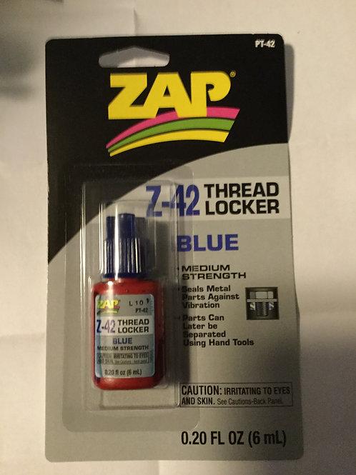 Blue Thread Locker  .20 oz bottle