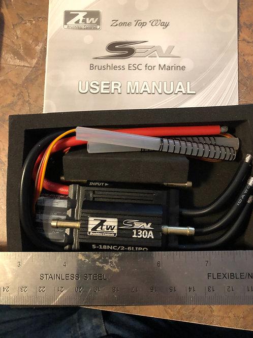 ZTW 2-6S 130A Waterproof ESC