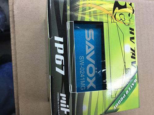 Savox 0241 5th Scale Waterproof Servo 555oz