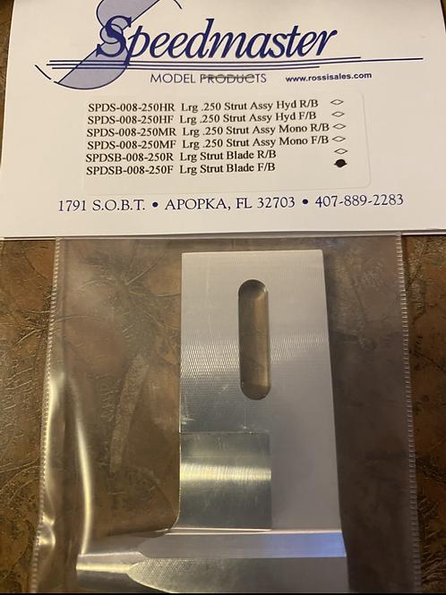 SPDSB-008-250F Blade only Flat Bottom