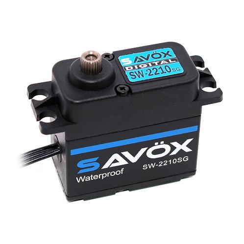 SAVOX 2210SGBE WATERPROOF DIGITAL SERVO