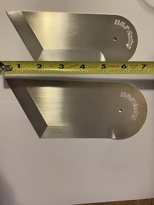 Turn Fin 1/8 Scale
