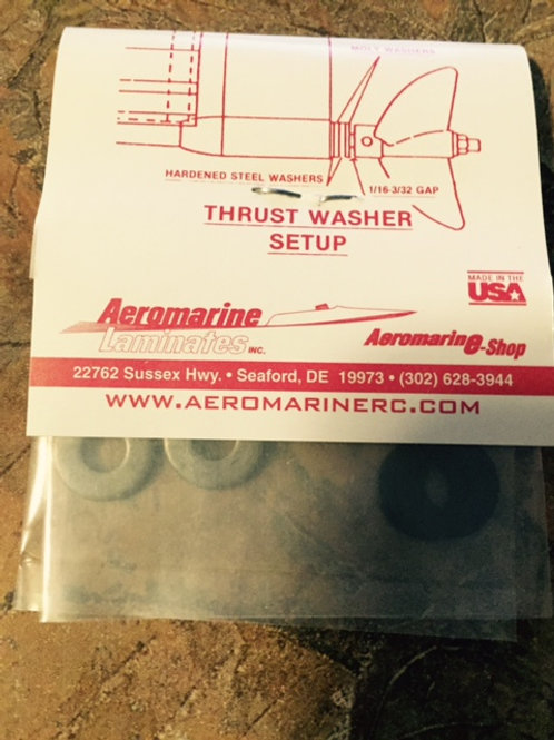 Thrust Washer Set 3/16
