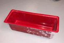XT460RB-F-R RADIO BOX , X460, FIBERGLASS, RED