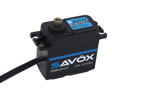 SAVSW1210SG WATERPROOF DIGITAL SERVO