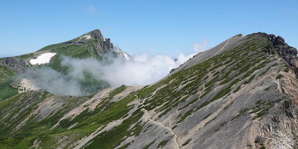 跟著小傅玩運動 - 日本人也為之瘋狂的「北阿爾卑斯山」