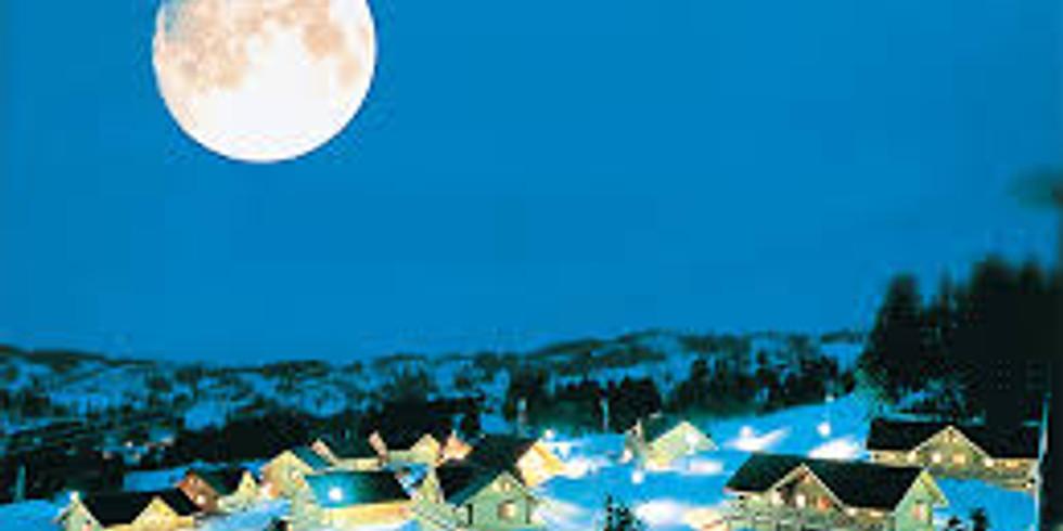 跟著小傅玩運動 -【邱比特滑雪場】小木屋、粉雪與溫泉