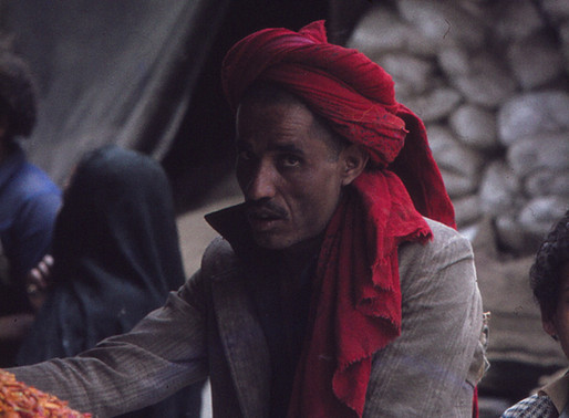 Herat, 1968 by Lawrence Morgan