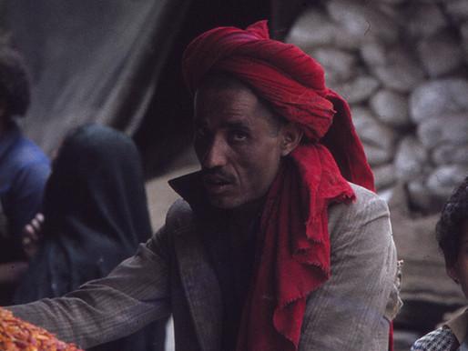 Herat, 1968 by Lawrence Morgan