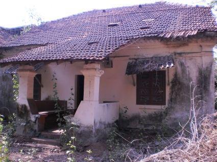 Scorpions in Goa, A Dark Memory by Lawrence Morgan