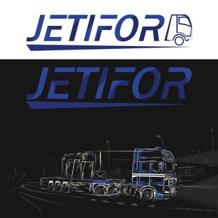 Jetifor Grupp OÜ logo ja illustratsioon