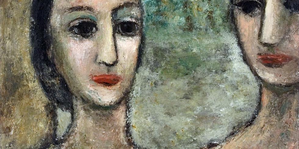 Portrait Painting with Melissa Seitz