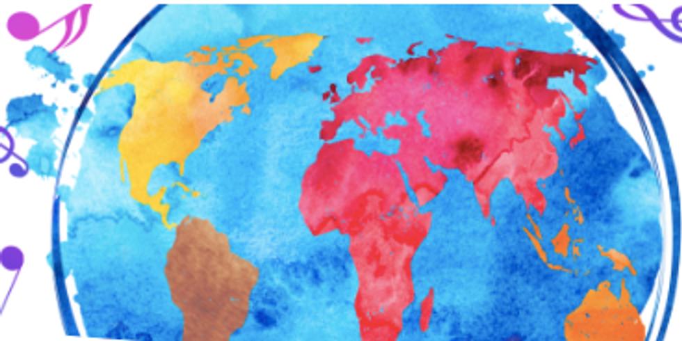 Music Around The World - Location Change Today @  EFC