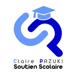 Logo Claire PAZUKI soutien scolaire