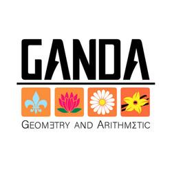 Logo GANDA maths