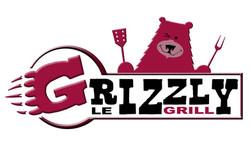 Logo Le Grizzly grill Méaudre