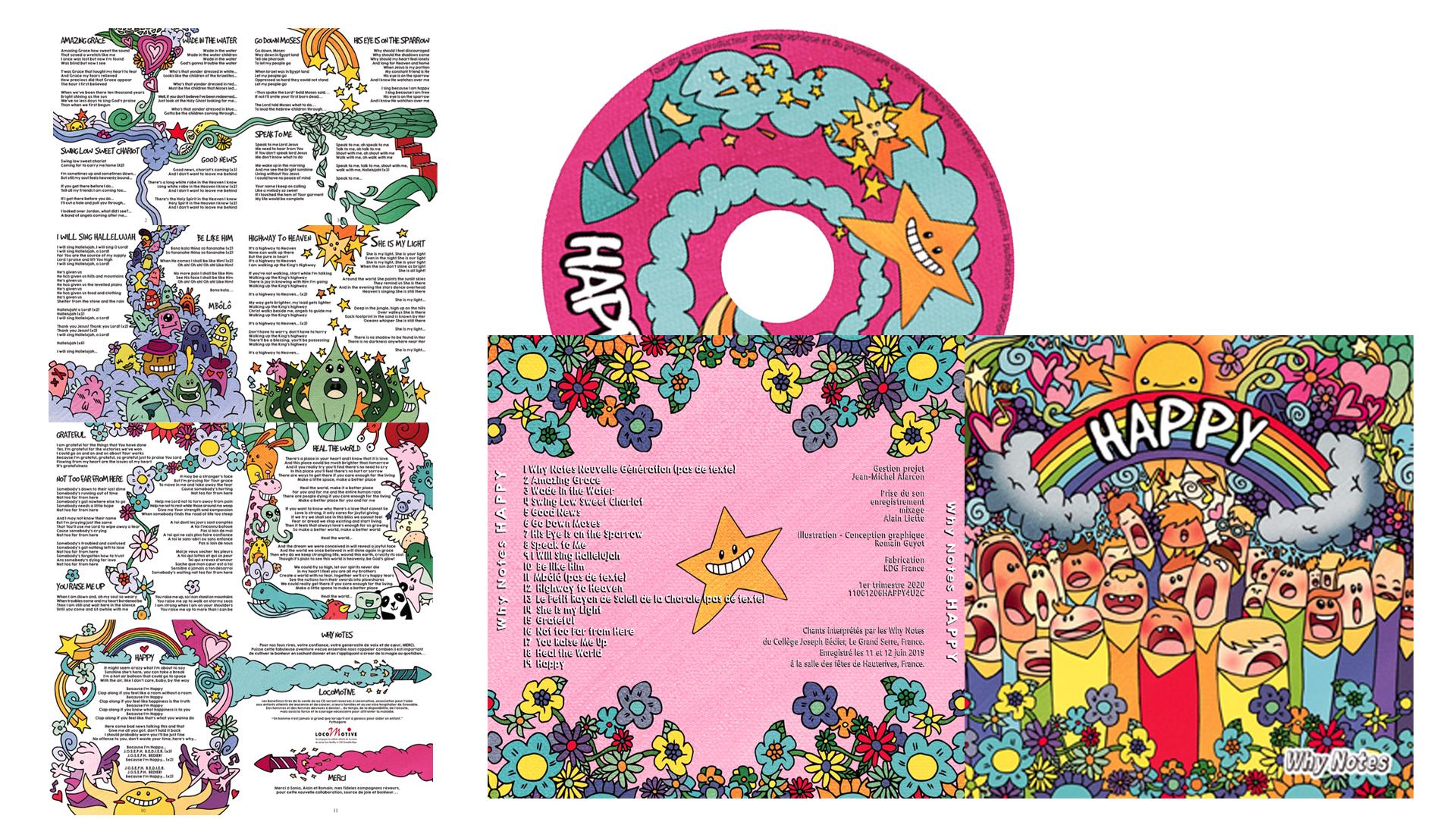 CD happy