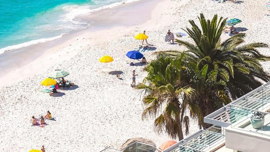 Les 5 plus belles plages de Cape Town