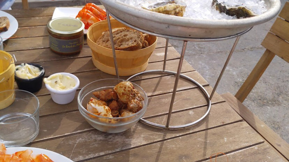 Où manger les huîtres au Cap ferret