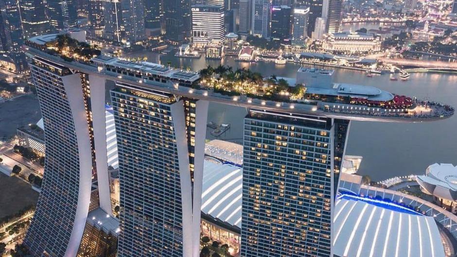 Les 5 Meilleurs endroits à visiter à Singapour