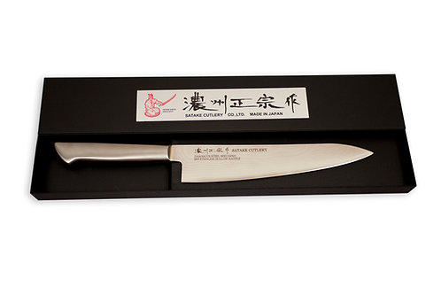 NOSHU MASAMUNESAKU Chef Knife 8.3 Inch (210mm)